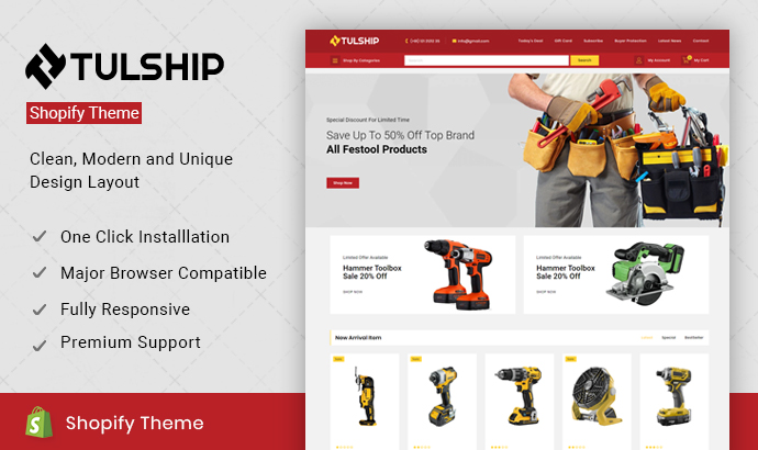 Buy Shopify Templates