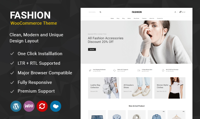 Buy Woocommerce Themes