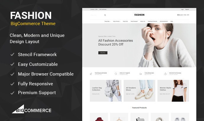 Buy Bigcommerce Themes